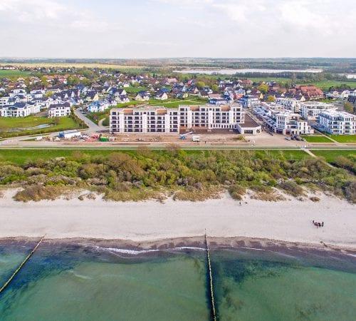 Börgerende – An der Waterkant – Aparthotel mit 75 Suiten