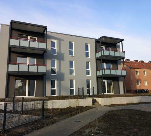 Projekte als Generalunternehmer – Hamm, Dortmund, Essen