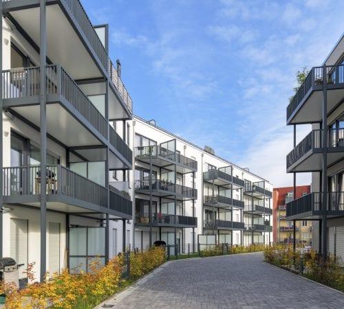 Köln – Arnikaweg – 4 Gebäude – 66 Wohneinheiten