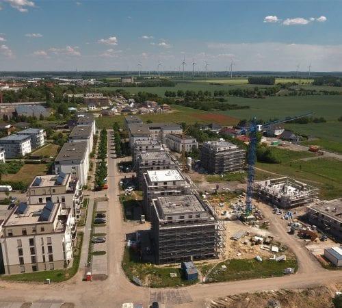 Nauen Phase 1 – Bauernfeldallee – 9 Gebäude – 126 Wohneinheiten
