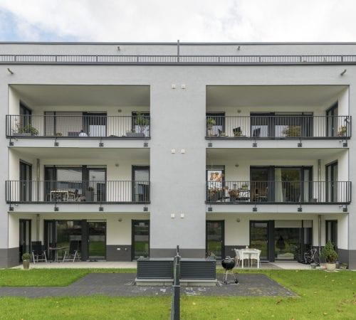 Wuppertal – Mozartstrasse – 14 Wohneinheiten