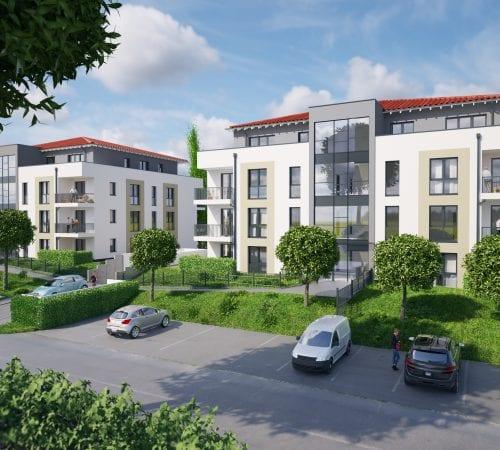 Haan-Gruiten – Düsseltalstraße – 2 Gebäude – 34 Wohneinheiten