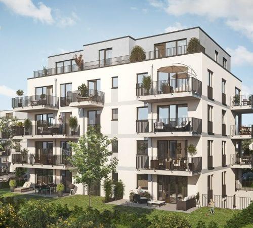 Wesseling – Rheintal Quartier – Baufeld 24 – 14 Wohneinheiten
