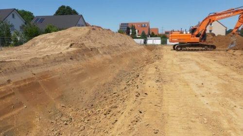 Baubeginn in Haan-Gruiten!